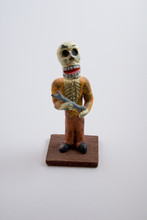 Day Of The Dead Skeleton Figure