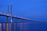 vasco da gama bridge, biggest bridge of europe