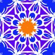 Leinwandbild Motiv kaleidoscope