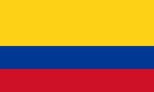 Kolumbien Fahne Colombia Flag