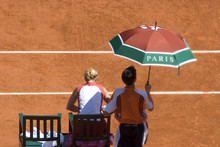 Joueuse De Tennis 1