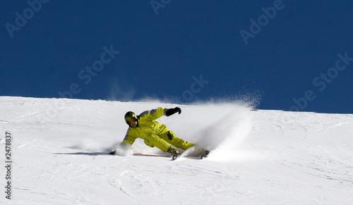 Fotografie, Obraz  ski