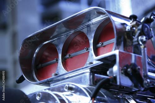 Zdjęcie XXL gaźnik typu hot rod