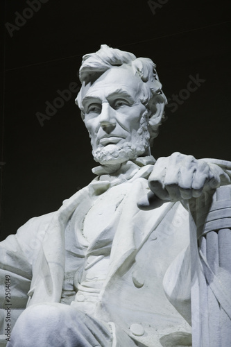 Photographie  Lincoln memorial 5