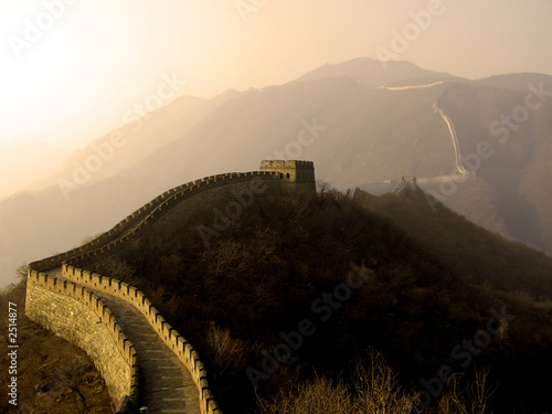 great wall of china #2514877