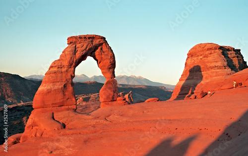 Cadres-photo bureau Brique delicate arch, arches national park,utah/arizona