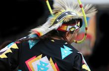 Indian Hoop Dancer