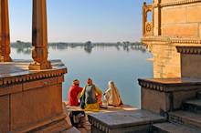 India, Rajasthan, Jaisalmer: T...