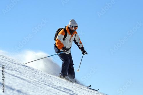 Valokuva  ski