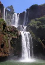 Maroc Cascade D'ouzoud