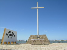 Cross Commemorating The First ...