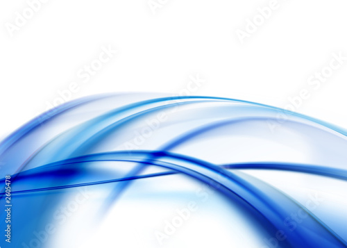 Foto op Aluminium Abstract wave abstract composition