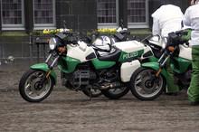 Moto Police Allemande