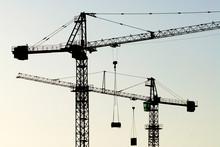 Cranes Horizontal