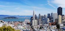 San Francisco & Bay Panorama 6