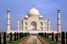 India, Agra: Taj Mahal
