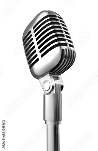 Fotografía microphone
