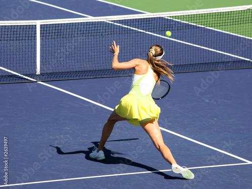 Fotografia, Obraz  woman tennis
