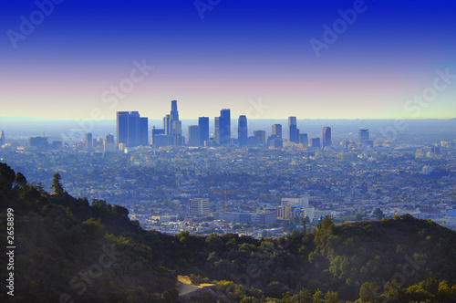 Photo sur Aluminium Los Angeles los angeles