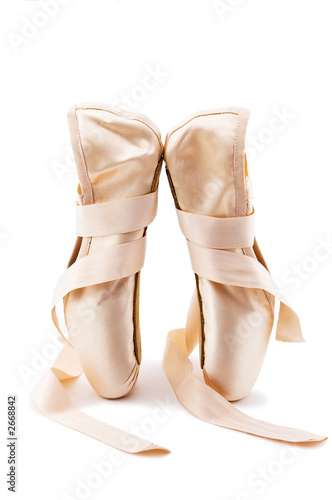 Fotografia  ballet shoes 2