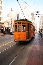 San Francisco Trolly Car