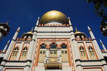 Sultan Mosque Singapore 1