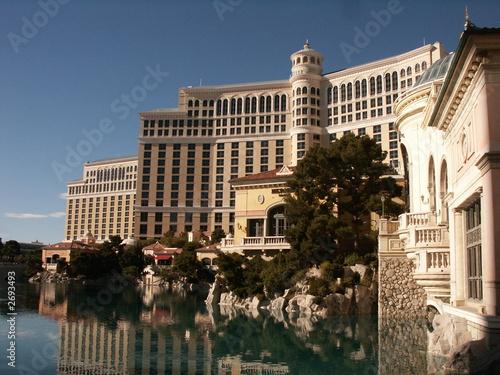 Tuinposter Las Vegas bellagio à las vegas