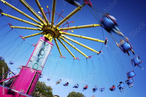 Foto  yo-yo amusement ride