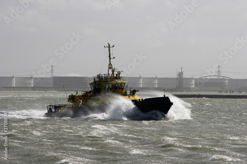 Fotografie, Obraz  tugboat