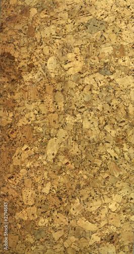 Foto auf AluDibond Alte schmutzig texturierte wand cork material