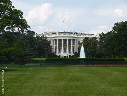 Photo  the whitehouse in washington dc