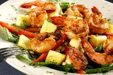 Seafood Blackened Shrimp