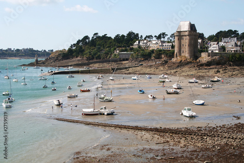 saint-servan Canvas-taulu