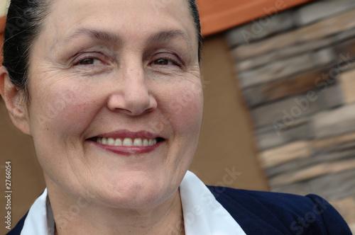 Fotografie, Obraz  very attractive older woman in business attire