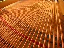Bass Piano Strings