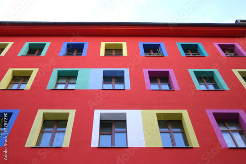 happy facade