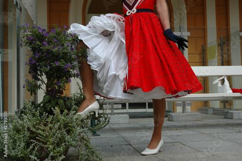 petticoat Tapéta, Fotótapéta