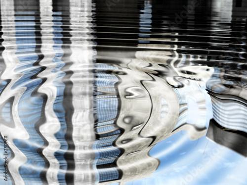 Fotografie, Obraz  ripples - 04