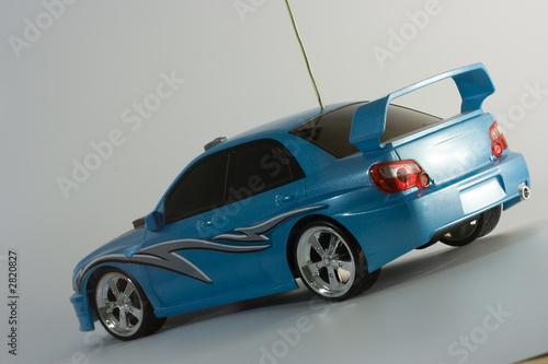 Türaufkleber Schnelle Autos radio controlled toy car