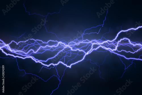 Fotografie, Obraz  lightning field