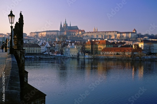 Photo  prague castle