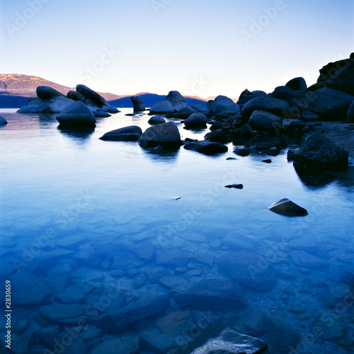 Foto Rollo Basic - lake tahoe