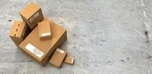Box On Concrete