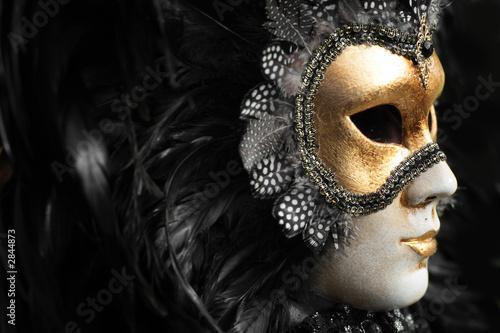 Fotografie, Obraz  mask
