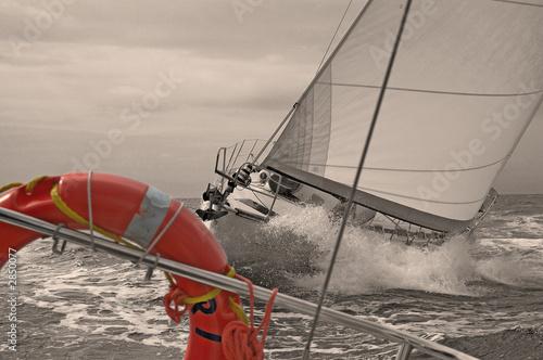 Photo sailing