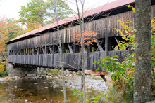 (01773) Albany  Covered Bridge