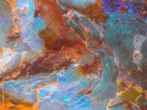 opalescent gemstone texture