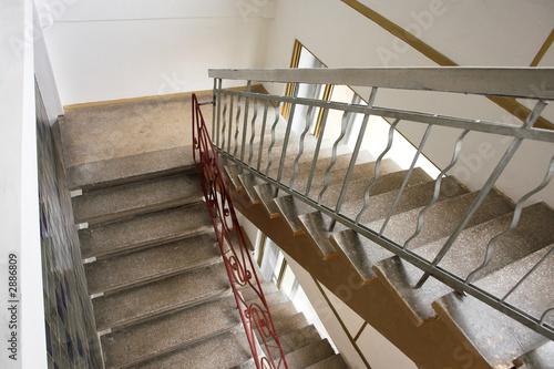 Foto op Plexiglas Trappen office stairs