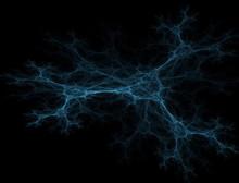 Alien Fiber Background