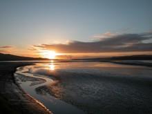 Kent Estuary Sunset